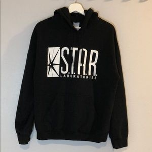 S.T.A.R. Laboratories hoodie